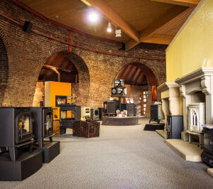 The Stanegate Stoves Showroom