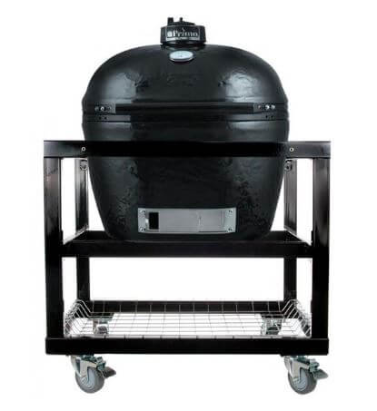 Primo Grill Cart Base For XL 400 with Grill in place