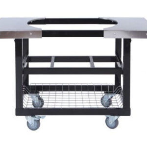Primo Grill Cart Base For JR 200 With Side Shelves