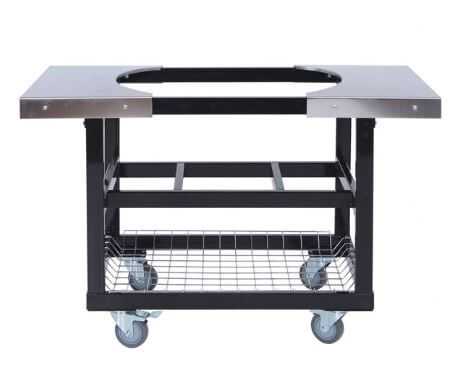 Primo Grill Cart Base For XL 400 With Side Shelves