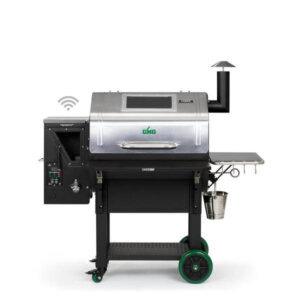 Daniel Boone Prime Plus Wi-Fi Grill_Stainless Steel